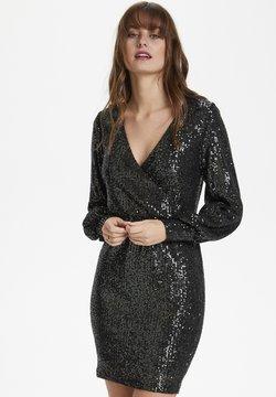 Soaked in Luxury - SLNICOLE  - Cocktailkleid/festliches Kleid - black