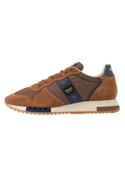 Blauer - QUEENS - Sneaker low - cognac