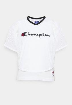 Champion Rochester - Camiseta estampada - white