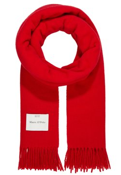 Marc O'Polo - SCARF COSY TONAL - Schal - cranberry red