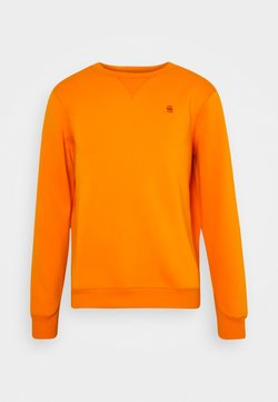 G-Star - PREMIUM CORE - Collegepaita - bright carrot