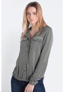 BONOBO Jeans - OIL - Camisa - khaki