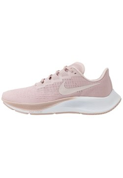 Nike Performance - AIR ZOOM PEGASUS 37 - Laufschuh Neutral - champagne/barely rose/white