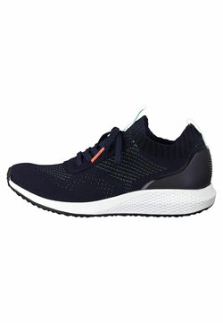 Tamaris Fashletics - Sneakers laag - navy