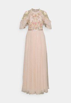 Needle & Thread - EMMA DITSY BODICE DRESS - Robe de cocktail - strawberry icing