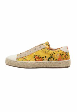 Desigual - Sneakers basse - yellow