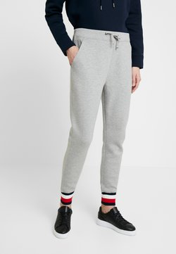 Tommy Hilfiger - HERITAGE PANTS - Jogginghose - light grey