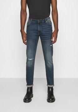 Denim Project - MR.BLACK - Slim fit jeans - vintage blue