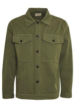 Nudie Jeans - COLIN - Lett jakke - green