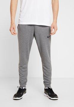 Nike Performance - DRY PANT TAPER - Jogginghose - charcoal heathr/black