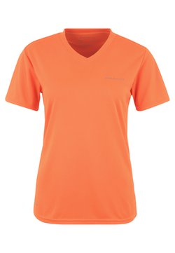 Endurance - VISTA - T-Shirt basic - neon-orange