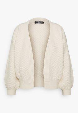 Fashion Union Petite - SHAY - Vest - cream