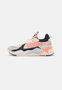 Puma - RS-X BOLD - Sneaker low - whisper white/enrgy peach