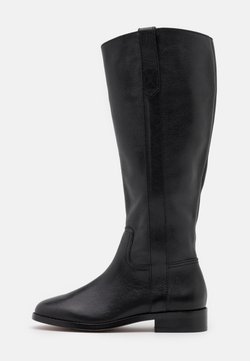 Madewell - WINSLOW KNEE HIGH BOOT - Stiefel - true black
