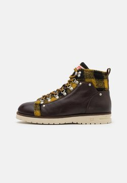 Scotch & Soda - LEVANT - Schnürstiefelette - dark brown