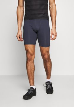 Patagonia - NETHER BIKE LINER SHORTS - Tights - smolder blue