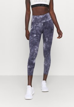 Cotton On Body - MARBLE 7/8  - Tights - periwinkle