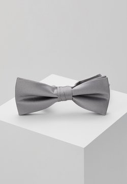 Calvin Klein - SOLID BOWTIE - Noeud papillon - charcoal