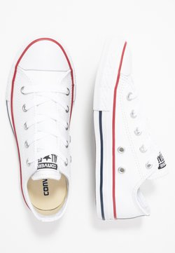 Converse - CHUCK TAYLOR ALL STAR - Matalavartiset tennarit - white/garnet/navy