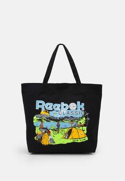 Reebok Classic - ROADTRIP UNISEX - Shoppingväska - black