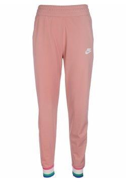 Nike Sportswear - Jogginghose - rust pink/white