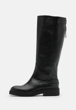 Filippa K - THELMA HIGH BOOT - Stiefel - black
