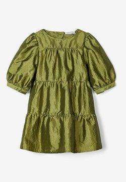 Name it - Korte jurk - winter moss