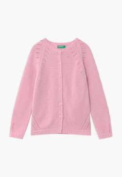 Benetton - Vest - pink