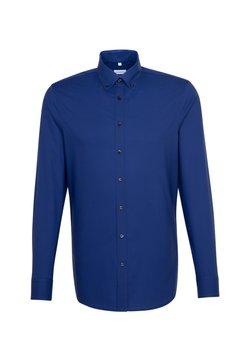 Seidensticker - SHAPED SLIM FIT - Hemd - blau
