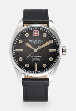 Swiss Military Hanowa - MOUNTAINEER - Rannekello - black