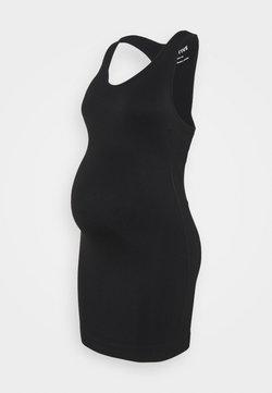 JoJo Maman Bébé - ACTIVE SUPPORT  - Vestido ligero - black