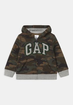 GAP - GARCH  - Sweatjakke /Træningstrøjer - evergreen