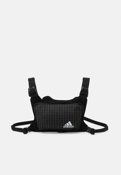 adidas Performance - RUN CITY PORTBL UNISEX - Sporttasche - black/white