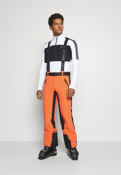 8848 Altitude - ROTHORN 2.0 PANT - Täckbyxor - orange
