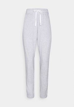 Cotton On Body - LIFESTYLE GYM TRACKPANT - Jogginghose - clody grey marle