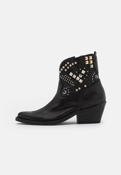 Replay - PEAK KLEIN - Cowboy-/Bikerstiefelette - black