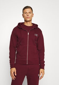 Diesel - UMLT BRANDON - Nachtwäsche Shirt - burgundy