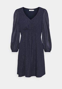 NAF NAF - STRIPY - Cocktailkleid/festliches Kleid - bleu nuit