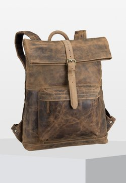 Greenburry - VINTAGE - Tagesrucksack - brown