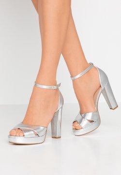 Anna Field - High Heel Sandalette - silver