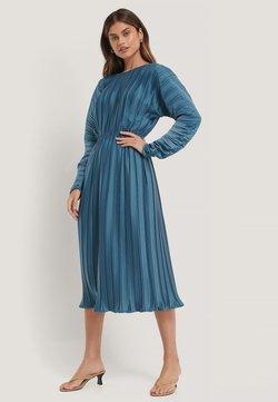 NA-KD - Cocktailkleid/festliches Kleid - blue