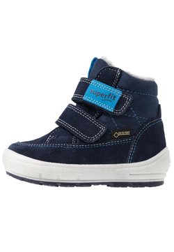 Superfit - GROOVY - Snowboot/Winterstiefel - blau