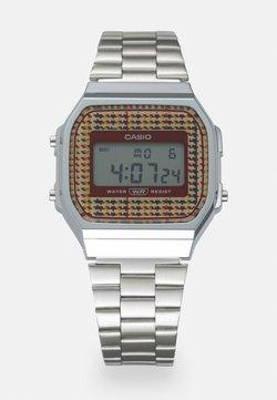 Casio - PUNTO UNISEX - Montre à affichage digital - silver-coloured