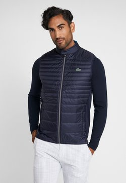 Lacoste Sport - Waistcoat - navy blue