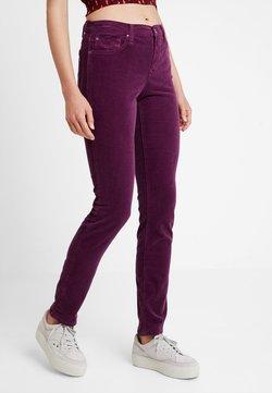 Replay - VIVY - Straight leg jeans - bordeaux