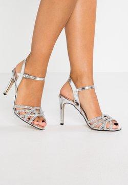 Buffalo - AFTERGLOW - High Heel Sandalette - silver