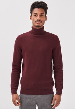 BONOBO Jeans - Strickpullover - violet foncé
