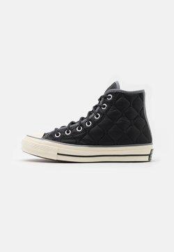 Converse - CHUCK TAYLOR ALL STAR 70 UNISEX - Sneakers alte - black/limestone grey/egret