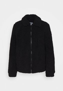 Noisy May - NMGABI SHORT JACKET - Winterjacke - black