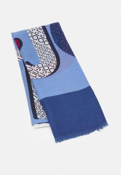 LIU JO - MACROLOGO STELLE - Écharpe - bright blue